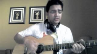Musafir hoon yaaron - Guitar - Parichay - Raveesh Badoni