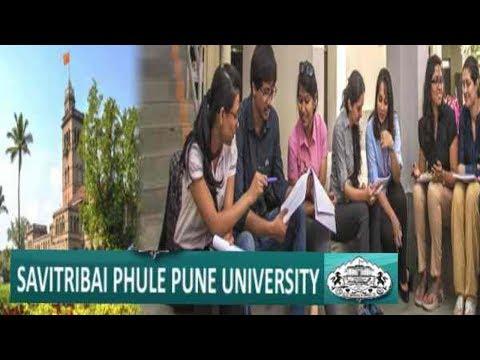 Savitribai Phule Pune University Recruitment 2018 - Govt Jobs - Freshers Jobs