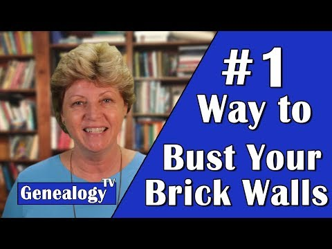 #1 Way to Break Down Brick Walls - Trick to Making Cluster Research Faster