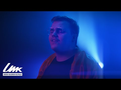 Aksel Kankaanranta - Looking Back (Lyric Video) // UMK20