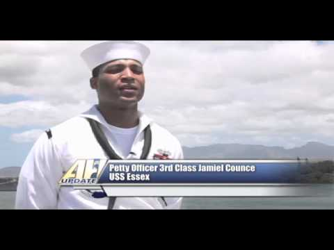 USS Essex Makes Hawaii Port Call