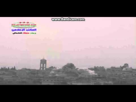 Russia Bombs ISIS Rakka in Syria (LIVE...