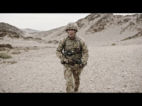 British Army unveils latest recruiting campaign: 'Army confidence lasts a lifetime'