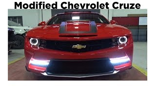 Chevrolet Cruze inspired by Camaro | MotorMind Designs | #178