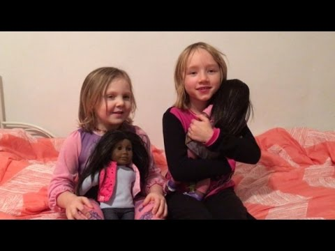 Mom Gives Daughters Black Dolls White Parents Should Teach Kids About Race