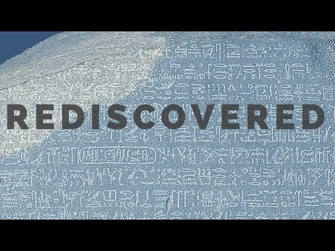 Rediscovering Lost Ancient Knowledge: Major Discoveries in Modern Times