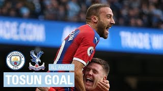 Cenk Tosun V Manchester City | All Angles