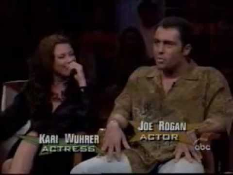 Socialism discussed on Bill Maher 's  Politically Incorrect with Kari Wuhrer & Joe Rogan.12