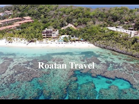 Travel Video Roatan