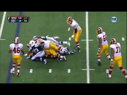 2012 - Redskins @ Cowboys Week 12