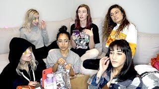VLOG SQUAD GIRLS ANSWER RELATIONSHIP QUESTIONS!!