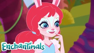 У кролика есть план! | Enchantimals Россия