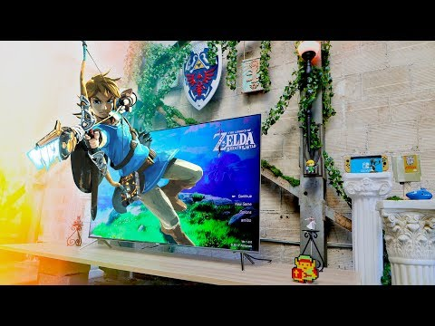 Ultimate zelda nintendo switch setup zajil speed for Housse zelda nintendo switch