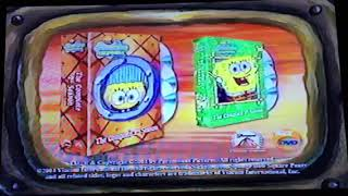 Opening To SpongeBob SquarePants: Sponge For Hire 2004 VHS