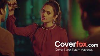 Coverfox Insurance | Taapsee Pannu | Cover Karo, Kaam Aayega