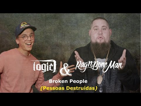 ▄▀ Broken People  - Logic & Rag'n'Bone Man  [Legendado / Tradução] ▀▄