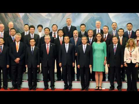 The 11th EU-China Business Summit