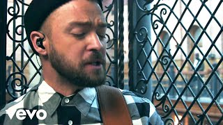 Смотреть клип Justin Timberlake - Say Something Ft. Chris Stapleton