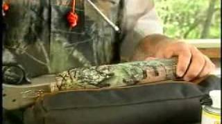 CVA Muzzleloader Black Powder 101 - Cleaning a Muzzleloader