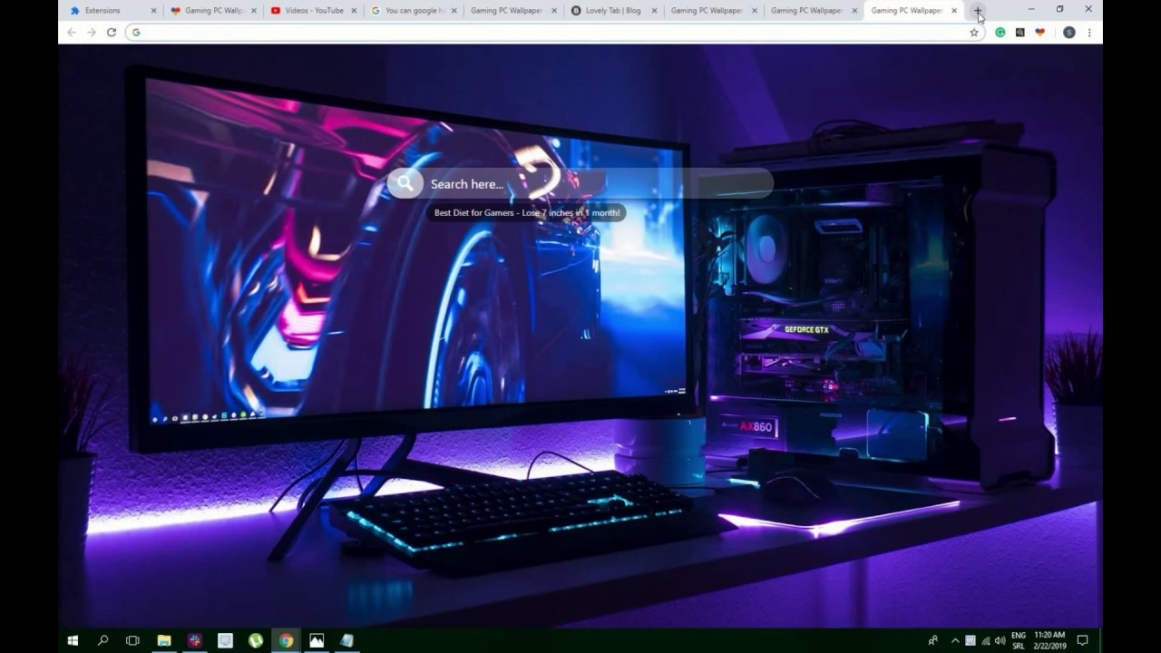 Awesome Gaming Pc Wallpaper Background Theme Must Have