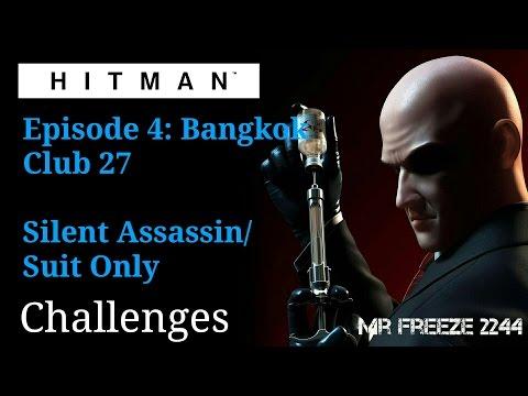 Hitman Club 27 Bangkok Silent Assassin Suit Only 8 09