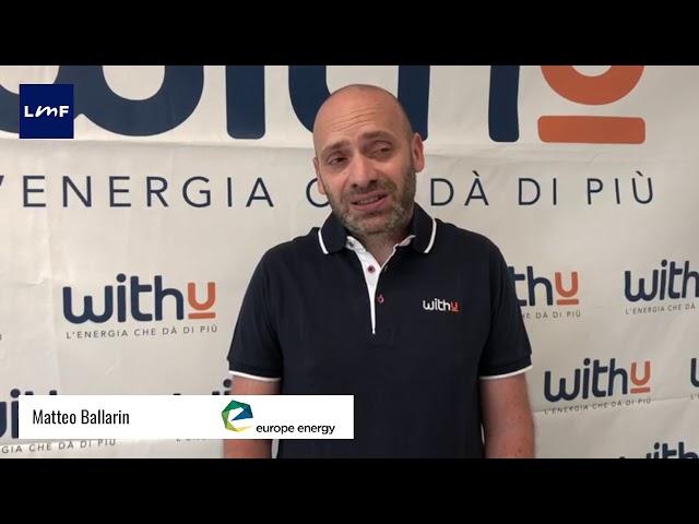 Le difficoltà del mercato dell'energia - Matteo Ballarin (EuropeEnergy)