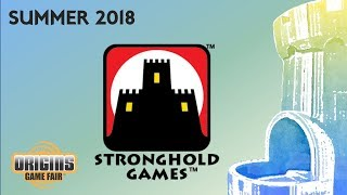 Stronghold Games Summer Preview