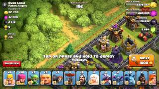 Clash of Clans - Attack Strategy: G.A.R.B.A.G.E.