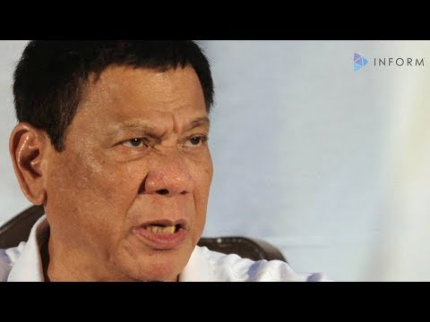 Pangulong Duterte: susunod na pupulbusin ang New People's Army