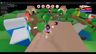 PLAYING WITH MY FRIEND AT ROBLOX