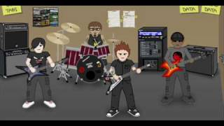 "Punk-O-Matic 2 song: ""War Villain"" by Dark Entity"