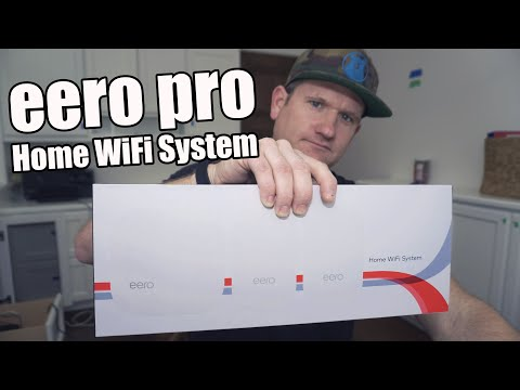 Eero Pro Installed in 15 minutes.  Is it the best mesh wifi?