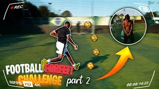 FORFEIT FOOTBALL CHALLENGE! (W2S inspired) part 2