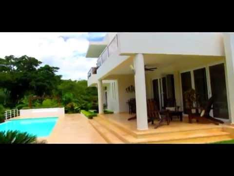 Moderne villen in einem neuen projekt sosua villa youtube for Moderne villen