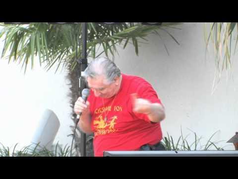 Dr. D, Winner of IP's Quench Karaoke, June 24, 7 o'clock hour