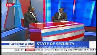 Security situation in Kenya following spark of riots in Nairobi: Security Analyst-Dennis Nthumbi
