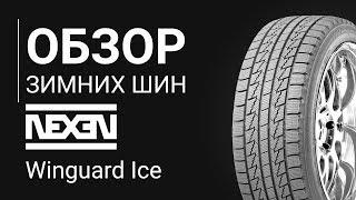 ОБЗОР ЗИМНЕЙ ШИНЫ NEXEN Winguard Ice  | REZINA.CC