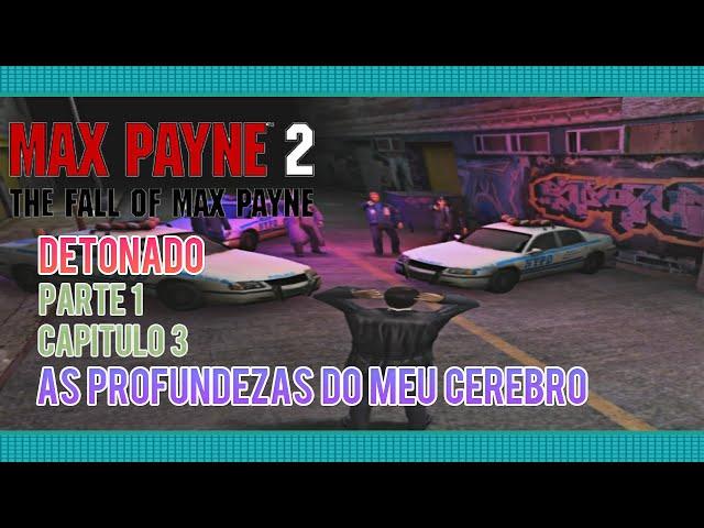Detonado Max Payne 2 : Parte: 1 - Capítulo 3: Profundezas do Meu Cérebro [04] ( Legendado: PT-BR)