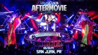 Life In Color - Unleash - San Juan, Puerto Rico - 05/31/14 - Official Aftermovie