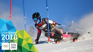 Alpine Combined - River Radamus (USA) wins Men