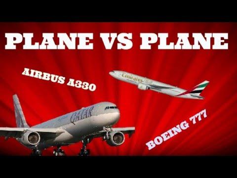 BOEING 777 VS AIRBUS A330/ COMPARISON