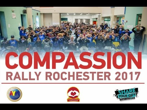 Atlantic Union 2017 Compassion Rally -  Rochester, NY