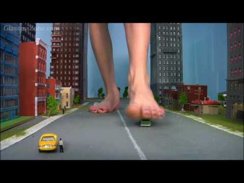 Giantess - Playtime 3