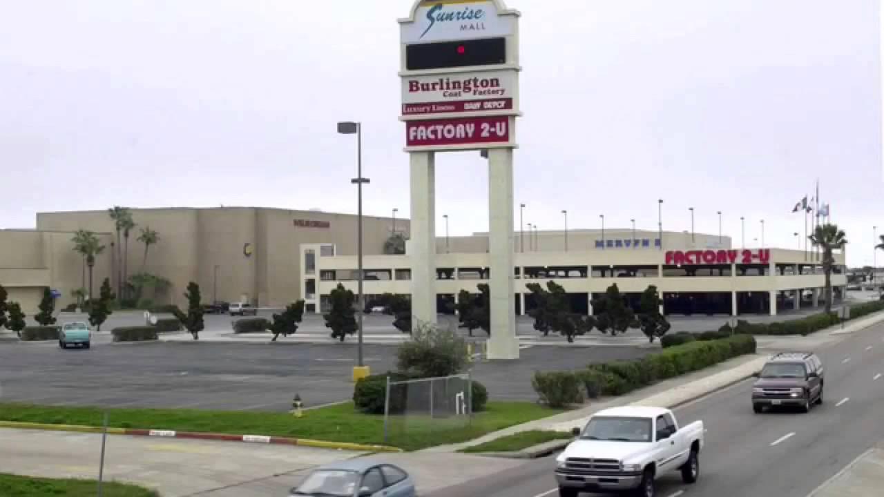 Sunrise Mall Corpus Christi Tx - YouTube