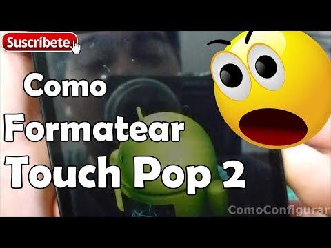 Como formatear Alcatel One Touch Pop 2 (5)...