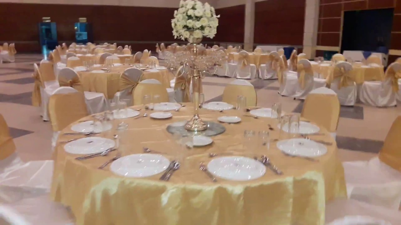 orchid Garden & event management - YouTube
