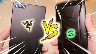 Xiaomi Black Shark Vs Razer Phone