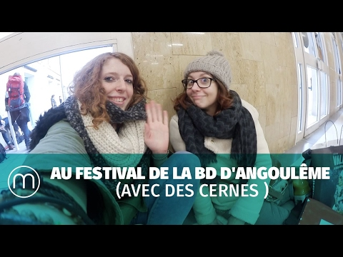 Le Festival de la BD d'Angoulême 2017 ! (dans la fatigue la plus totale)