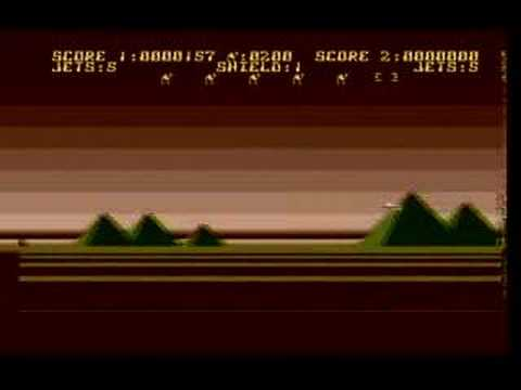 Attack of the Mutant Camels Atari 800