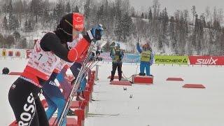 Рыбинск принял лучших лыжников России